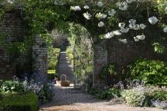 kitchen garden gate 011