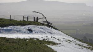Isle of wight snow